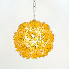 Contemporary Pendant Lighting by The Well Appointed House