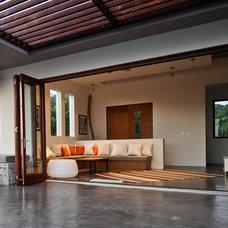 Contemporary Windows And Doors by LaCantina Doors