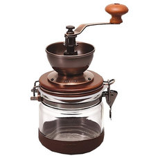 Amazon.com: New Hario Coffee Mill 'CANISTER' C: Kitchen & Dining