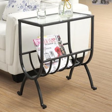 Modern Magazine Racks by Hayneedle