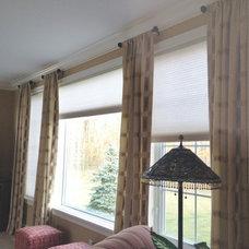 Window Treatments by Selma Hammer Designs