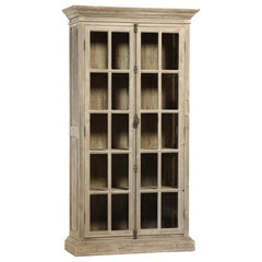 traditional bookcases cabinets and computer armoires by redefinehomestore.com
