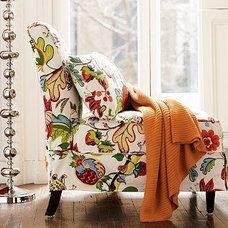 Brooks Slipcovered Chair | Pottery Barn