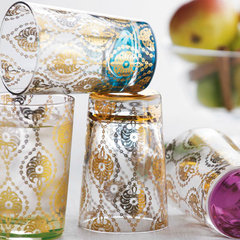 mediterranean glassware by Neiman Marcus