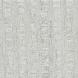 Walls Republic - Scratched Grey Wallpaper R2447 - Scratched is simple geometric square wallpaper with scratched lines. This small scale pattern is ideal for creating a casual comforting atmosphere in your kitchen or home office.