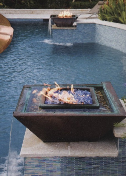 swimming pools and spas by CJ's Home Decor & Fireplaces