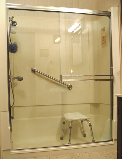 Traditional Showers by Steve Foose