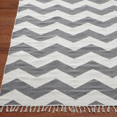 modern rugs by Pottery Barn Kids
