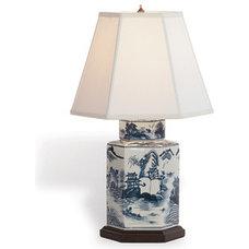 Asian Table Lamps by Furbish