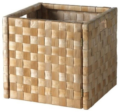 contemporary baskets by IKEA