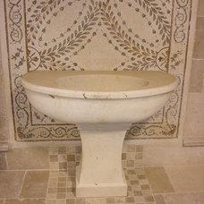 Bathroom Sinks by Tridentum