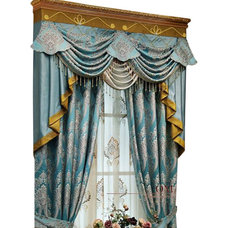 Modern Curtains by Ulinkly