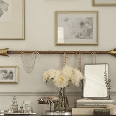 Contemporary Hooks And Hangers by Pottery Barn