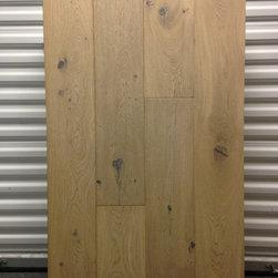 European Oak Antique Flooring Line - European Oak Engineered flooring, UV OIl in Euro natural stain
