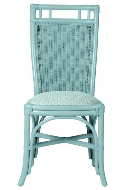 Eclectic Dining Chairs by Maine Cottage