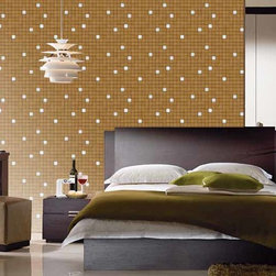 Self adhesive wall tiles -