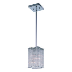 Swizzle Mini Pendant by Maxim Lighting