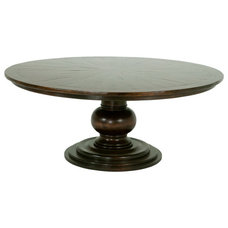 Eclectic Dining Tables 2798 Round Dining Table