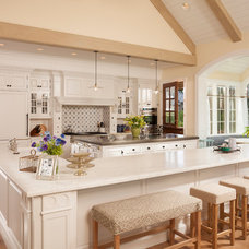 Traditional Kitchen Islands And Kitchen Carts by Masterpiece Millwork & Door