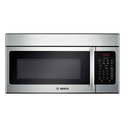 """Bosch 30"""" 800 Series Over The Range Microwave, Stainless Steel 