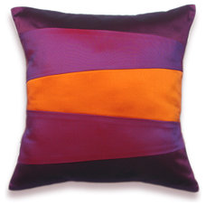 Modern Decorative Pillows by Delinda Boutique - Decorative Throw Pillow Cases