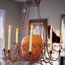 Eclectic Chandeliers by Rian Rae