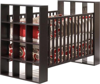 Modern Nursery Decor by Posh Baby Canada