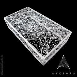 Arktura Nebula Coffee Table 55 - Arktura Nebula Coffee Table 55