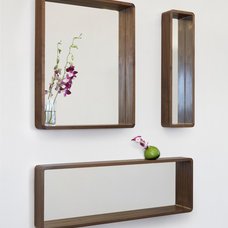 contemporary mirrors by Think Fabricate