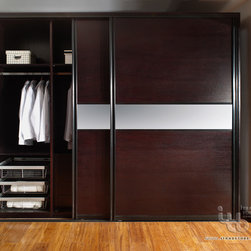 ITB - Wardrobe, Bedroom Closet, Armoire, clothes closet, bedroom furniture - Simple and elegant design, can be customized