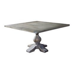 "Belmont 55"" Square Dining Table"