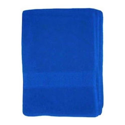 Kaufman Sales Terry Bath Sheet/Beach Towel, Cobalt Blue - Baths would be way more fun with this 100 percent cotton towel (that's just under $20!) waiting for you when you get out.