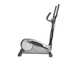 Bladez Fitness - Bladez Fitness E300 Elliptical - With 16 levels of electronic workouts for a wide range of workout intensities and 23 preset programs to provide a wide variety of workout options the E300 quietly delivers a diverse amount of exercises. With large footboards and padded ergonomic handles the E300 rear drive elliptical provides a comfortable, low impact workout.