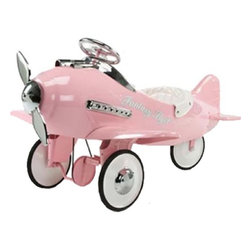 Airflow Collectibles - Fantasy Flyer Pedal Plane - Fantasy Flyer Pedal Plane