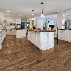 Contemporary Wall And Floor Tile by The Masonry Center Billings