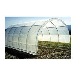 "Jewett-Cameron Companies - Greenhouse, Complete with Cover, Door & End Panel (8'6""H x 12'W x 20'L) - WEATHERGUARD GREENHOUSE - Greenhouse Complete with cover, door and end panel - Greenhouse, Complete with cover, door and end panel"