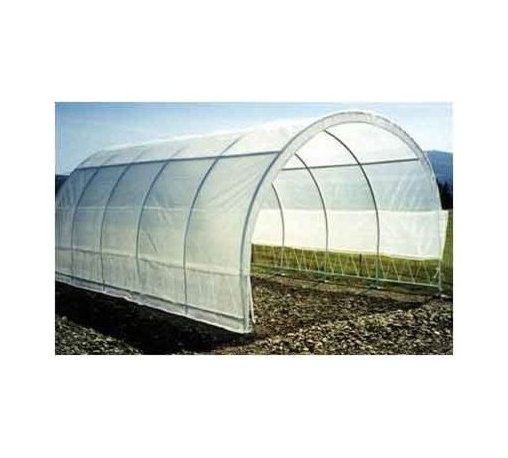 """Jewett-Cameron Companies - Greenhouse, Complete with Cover, Door & End Panel (8'6""""H x 12'W x 20'L) - Weatherguard Greenhouse - Greenhouse complete with cover, door and end panel - Greenhouse, complete with cover, door and end panel"""