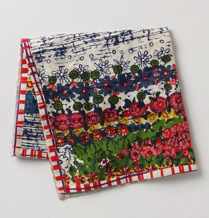 Eclectic Napkins by Anthropologie