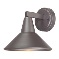 The Great Outdoors - The Great Outdoors 72211-615B 1 Light Outdoor Wall Mount - The Great Outdoors 72211-615B 1 Light Outdoor Wall Mount