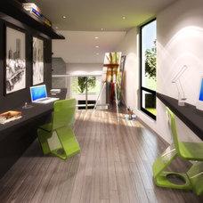 Contemporary Rendering by KNK studios