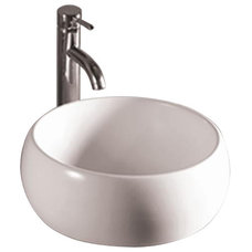 Contemporary Bathroom Sinks by PoshHaus