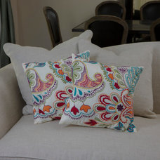 Contemporary Decorative Pillows by Overstock.com