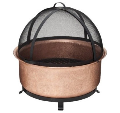 Contemporary Firepits by Target
