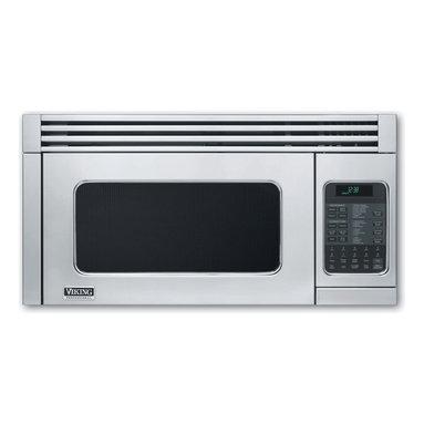 Viking Over-the-range Microwave Oven, Stainless Steel | VMOR205SS - INSTANT SENSOR SETTINGS