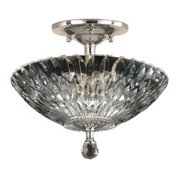 Dale Tiffany - New Dale Tiffany Ceiling Fixture Nickel - Product Details