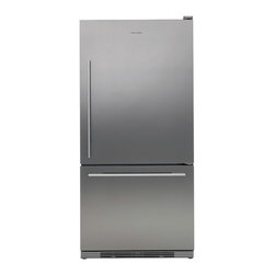 Fisher & Paykel  Bottom Mount Refrigerator - Great looks in a stainless steel, bottom drawer refrigerator.