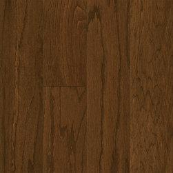 "Hardwood Flooring - Columbia Plank Barrel Red Oak 5"" Engineered Hardwood"