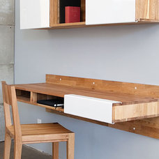 Modern Desks And Hutches by Design Public