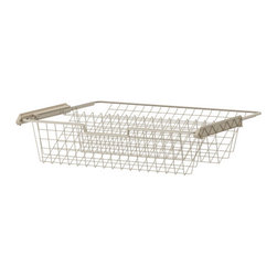 IKEA of Sweden - KOMPLEMENT Wire basket for shoes - Wire basket for shoes, beige