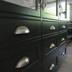 Door County Lake House - Cassandra Olson@ Beam and Board and Inspiration Hardware